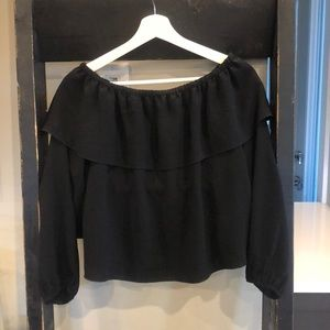 Wilfred Tops - Wilfred Off the Shoulder Blouse